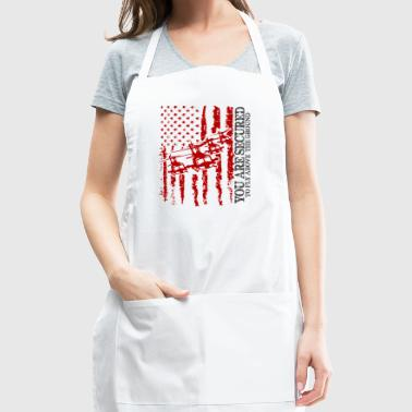 US VETERAN6 - Adjustable Apron