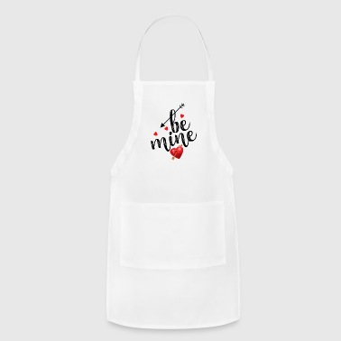 Be Mine Valentines - Adjustable Apron