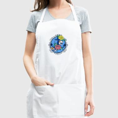 Anchor in Frame - Adjustable Apron