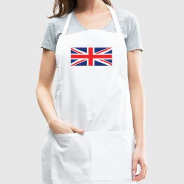 Flag of the United Kingdom Cool British Flag - Adjustable Apron