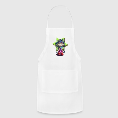 little luca mascot by lucafear dbu3ceg - Adjustable Apron