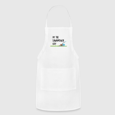 I'm The Lawnmower Guy - Adjustable Apron