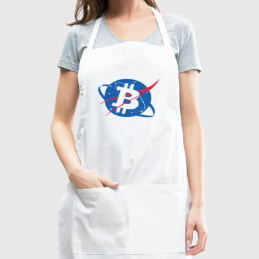 Bitcoin NASA - Adjustable Apron