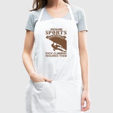 rock climbing sports - Adjustable Apron