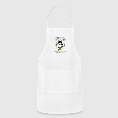 When I Die The Cat Gets Everything - Adjustable Apron