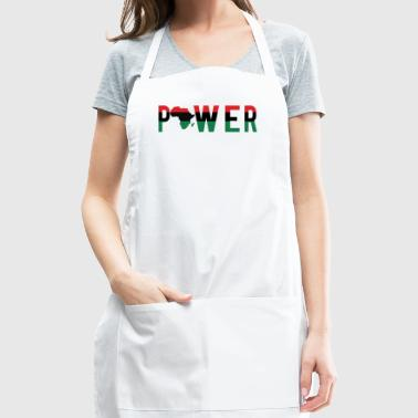 African Power - Adjustable Apron