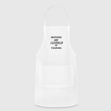 MOTHERS are ANGELS - Adjustable Apron
