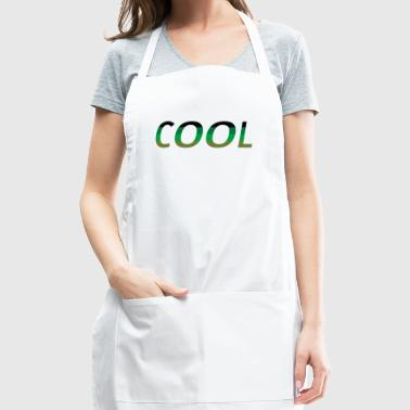 Cool the uniform fetish colors - Adjustable Apron