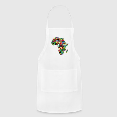 AfricaMap - Adjustable Apron