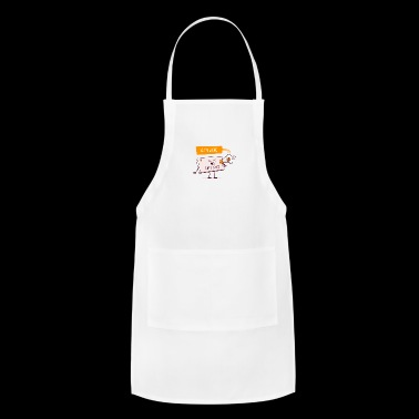 Internet Conflict - Adjustable Apron