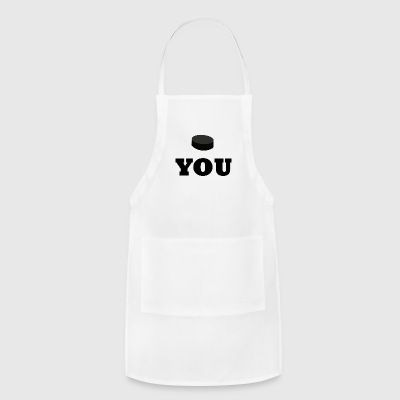 puck you - Adjustable Apron
