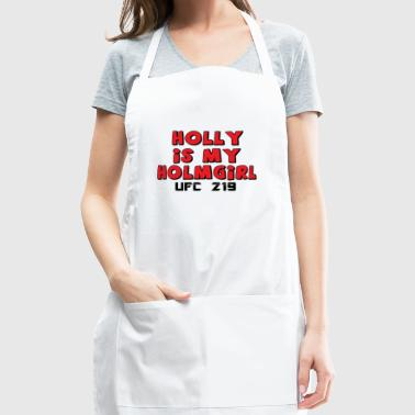 Holly Holm - Adjustable Apron