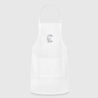 Currency, pound - Adjustable Apron