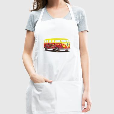 trip van shirt - Adjustable Apron