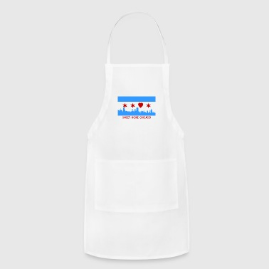 Sweet Home Chicago - Adjustable Apron