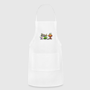 Military Industrial Complex - Adjustable Apron