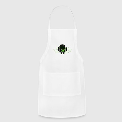 Android Hex Code - Adjustable Apron