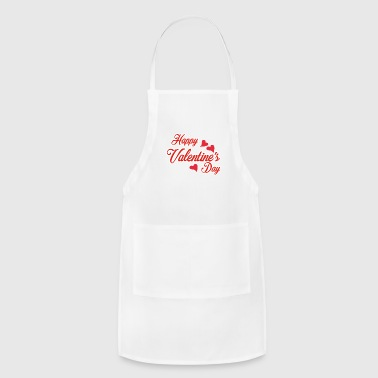 happy valentines day special love affaction quotes - Adjustable Apron
