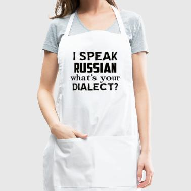 RUSSIAN - Adjustable Apron