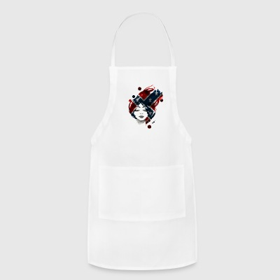 Southern Beauty - Adjustable Apron