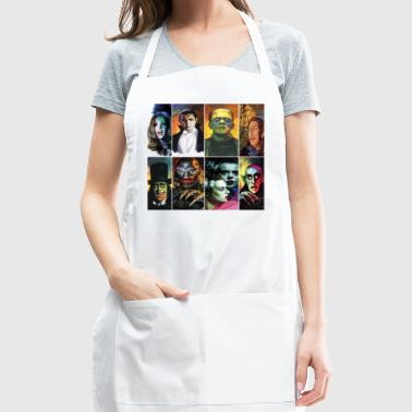 Hollywood Classic Monsters - Adjustable Apron