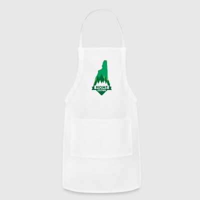 Home Grown New Hampshire - Adjustable Apron