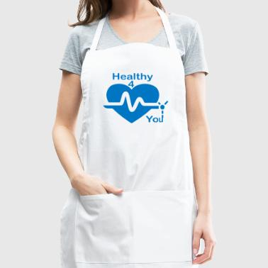 Healthy Life - Adjustable Apron