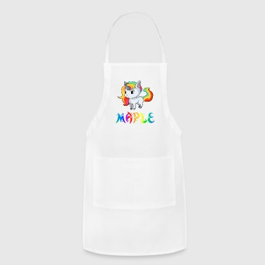 Maple Unicorn - Adjustable Apron