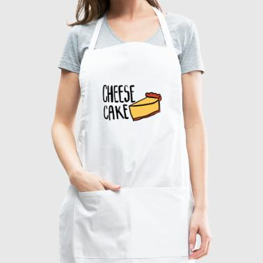 Cheesecake simple cake gift - Adjustable Apron