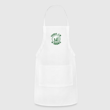 Im Irish - Adjustable Apron
