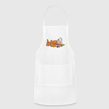 graffiti - Adjustable Apron