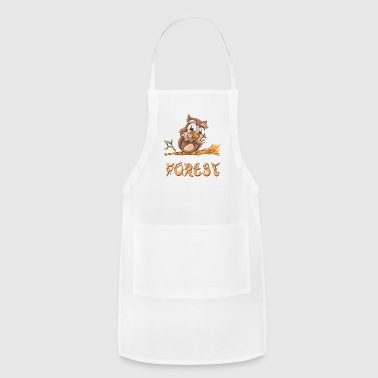 Forest Owl - Adjustable Apron