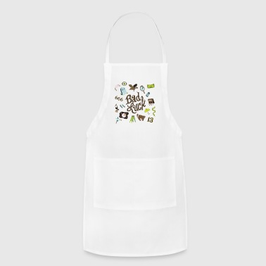 bad luck - Adjustable Apron