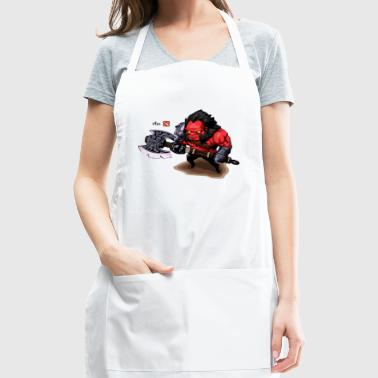 DOTA2 AXE - Adjustable Apron