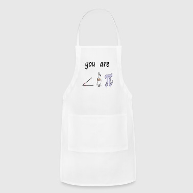 Romantic You Are The Right Cup of Pie - Adjustable Apron