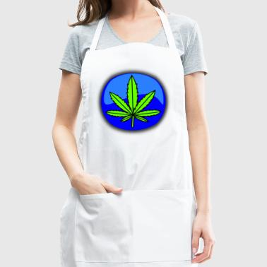 cannabis - Adjustable Apron