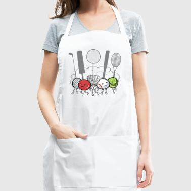 Gewalt im Sport - Adjustable Apron
