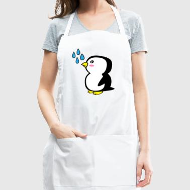 Pinguine mögen keinen Regen - Adjustable Apron