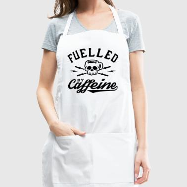 Fuelled By Caffeine v2 - Adjustable Apron