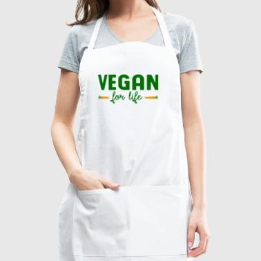vegan for life - Adjustable Apron