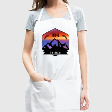 82 Taipei Taiwan - Adjustable Apron