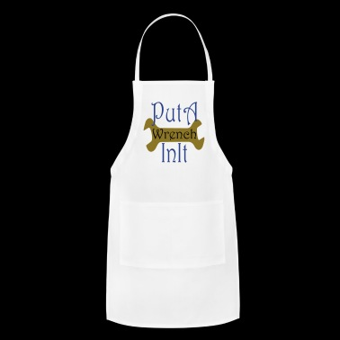Put A Wrench In It - Adjustable Apron