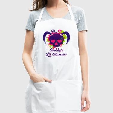 Daddys Lil Monster - Adjustable Apron