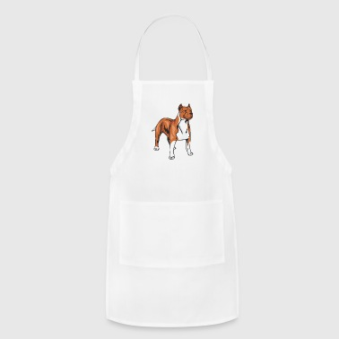 American Staffordshire Terrier - Adjustable Apron