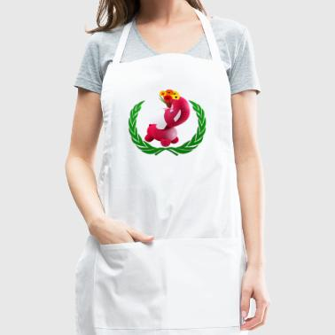Crazy Paper Craft - Sorry by Elephant - Adjustable Apron