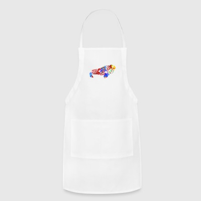 Walrus Shirts - Adjustable Apron