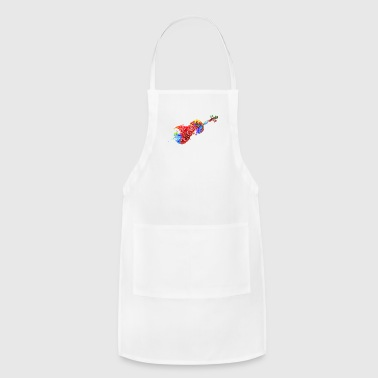 Funny Cello Shirt - Adjustable Apron