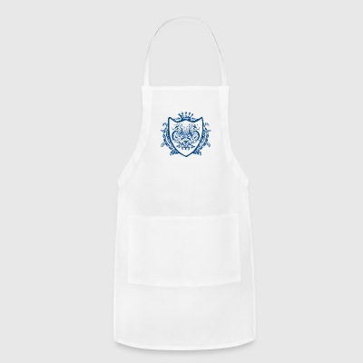 Emblem shield - Adjustable Apron