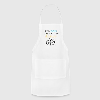 If You Stumble Motivational Design. - Adjustable Apron