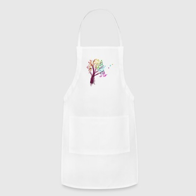 Fall Spectrum - Adjustable Apron